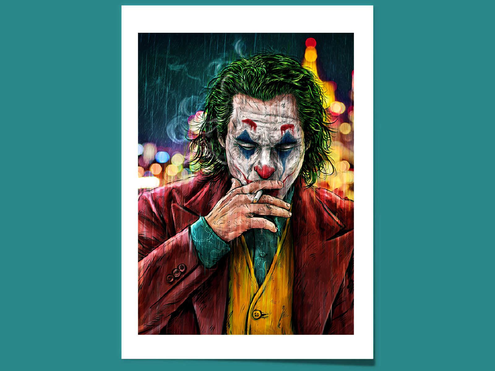 Arcadia Wiryawan – Smoking Joker Pt.01