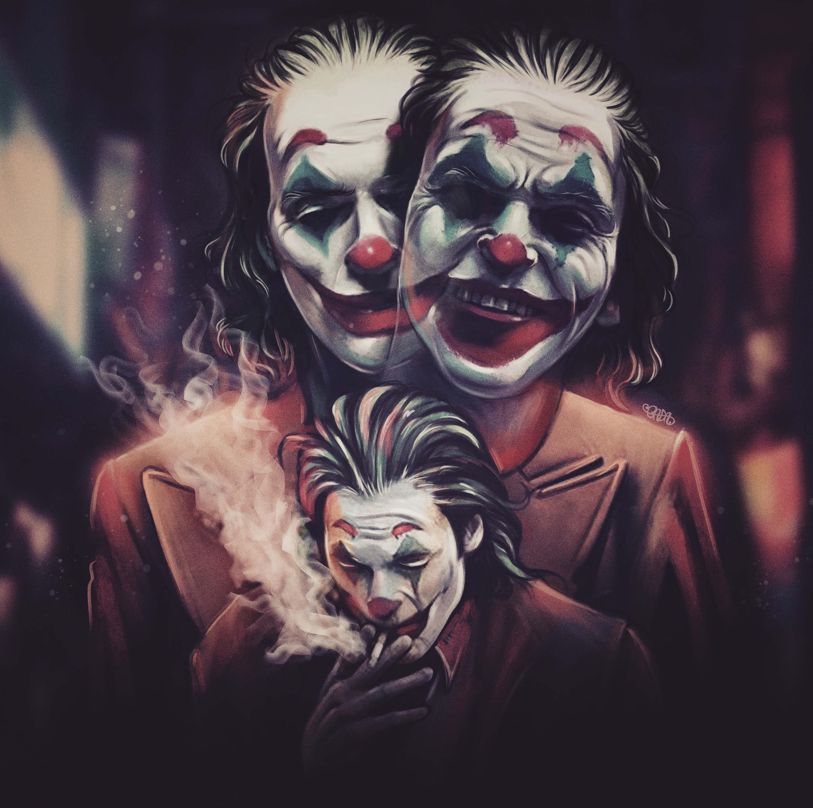 Gada Jermy – The joker