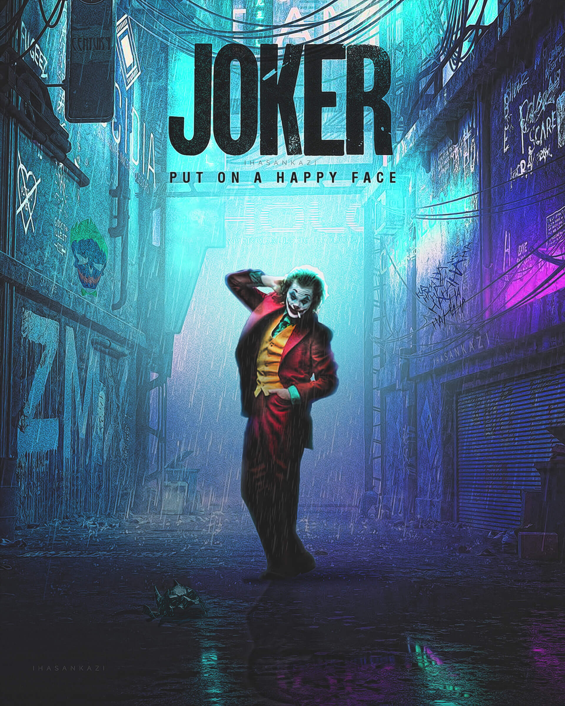 Hasan Kazi – The Joker