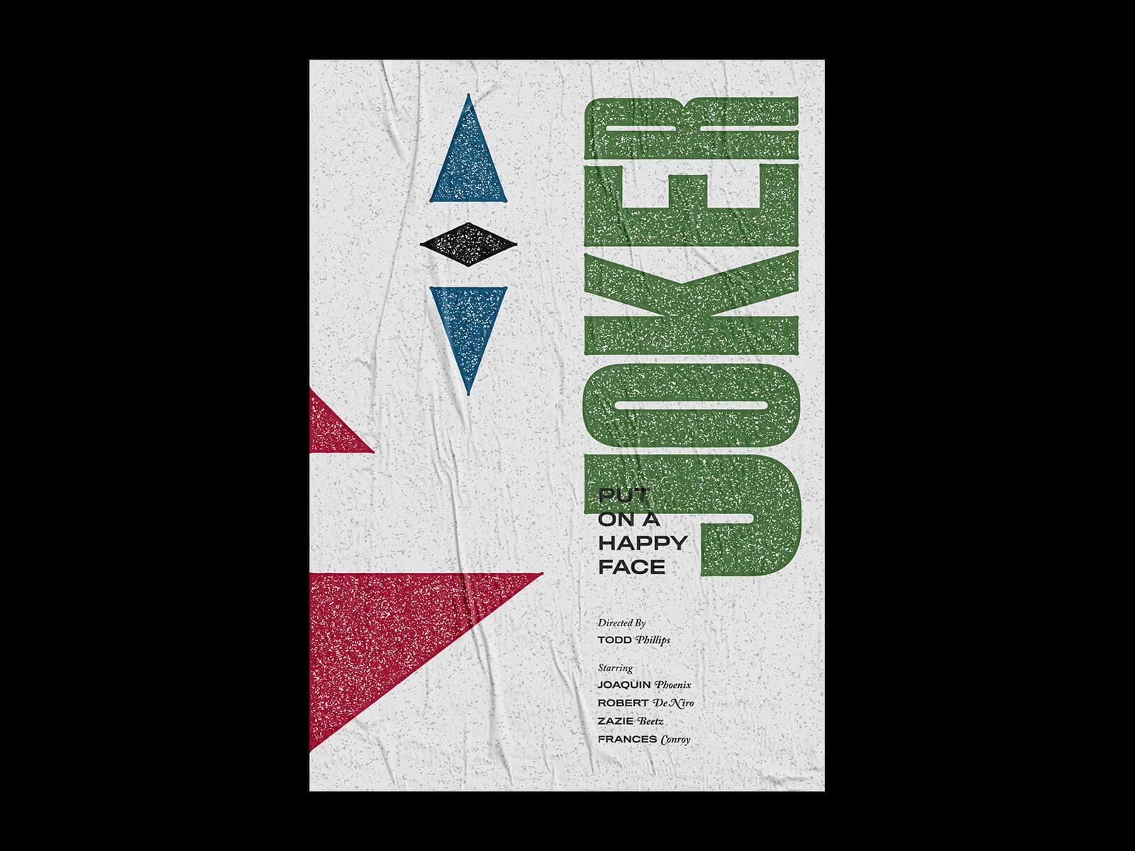 Regys Lima – Joker Poster