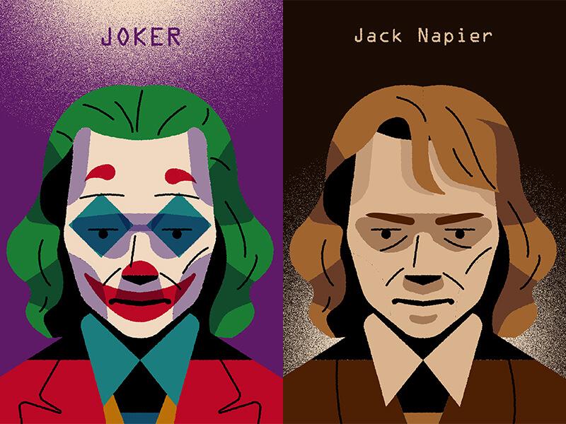 Joker byLiangliang Luo
