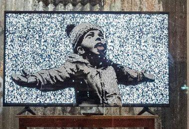 Banksy otworzył sklep