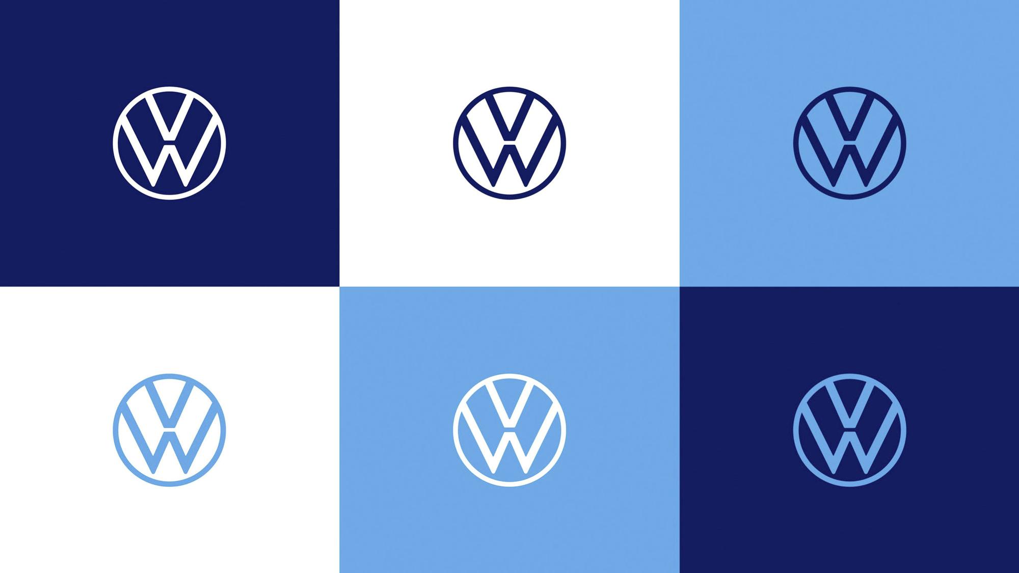 Volkswagen kolorystyka