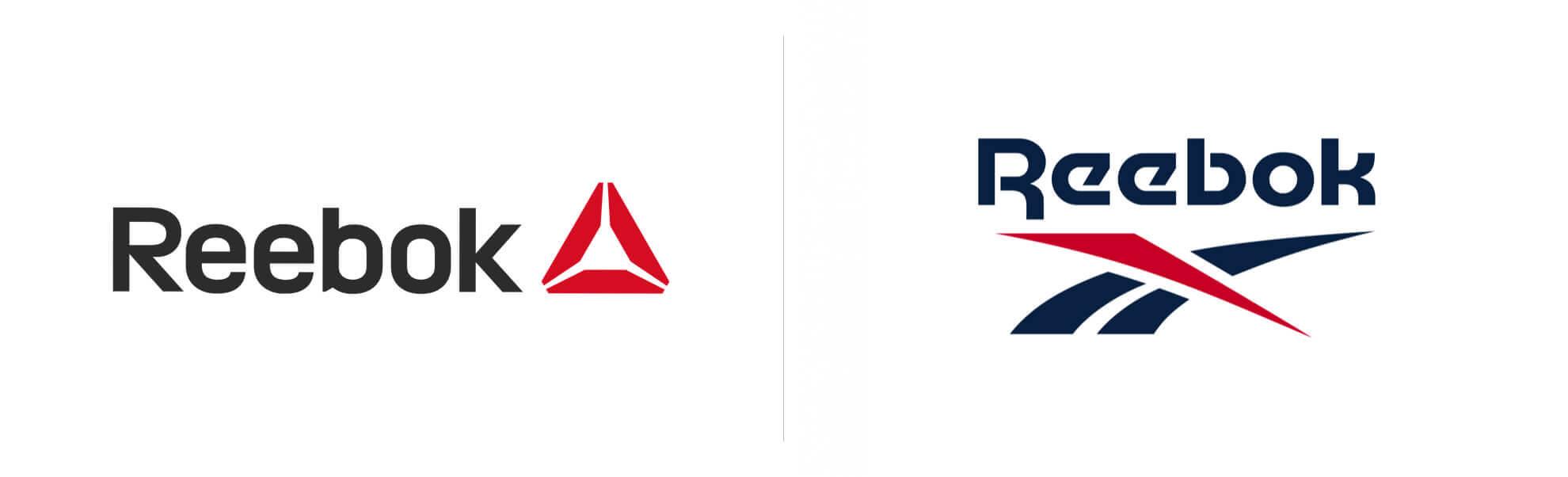 Reebok wraca dostarego logo