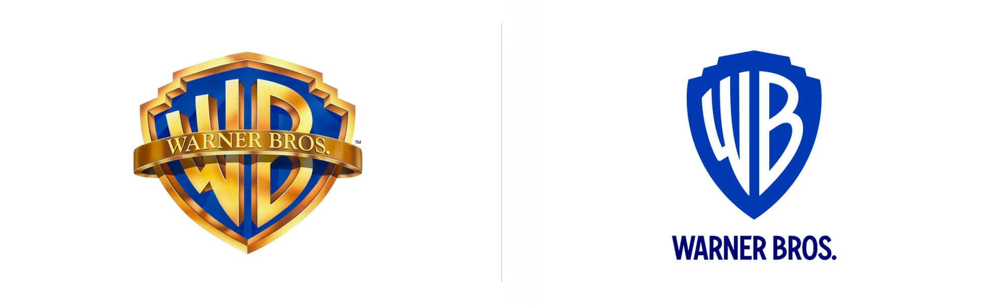 WArner Bros zmienia logo