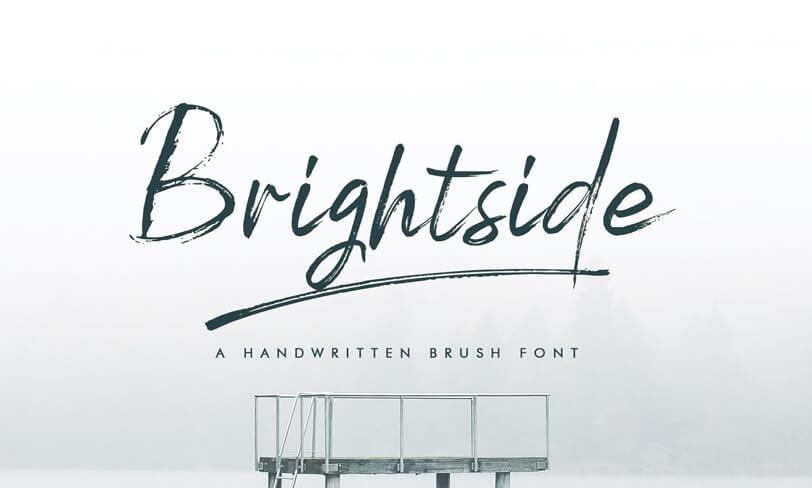 darmowy ręcznie rysowany font