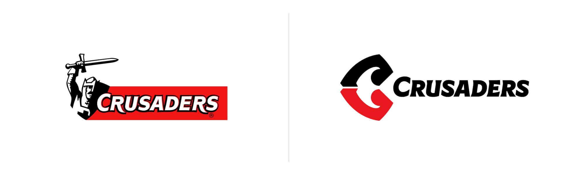 Crusaders znowym logo