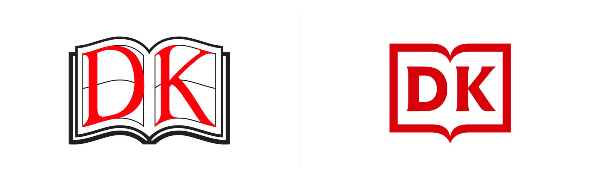 Dorling Kindersley znowym logo