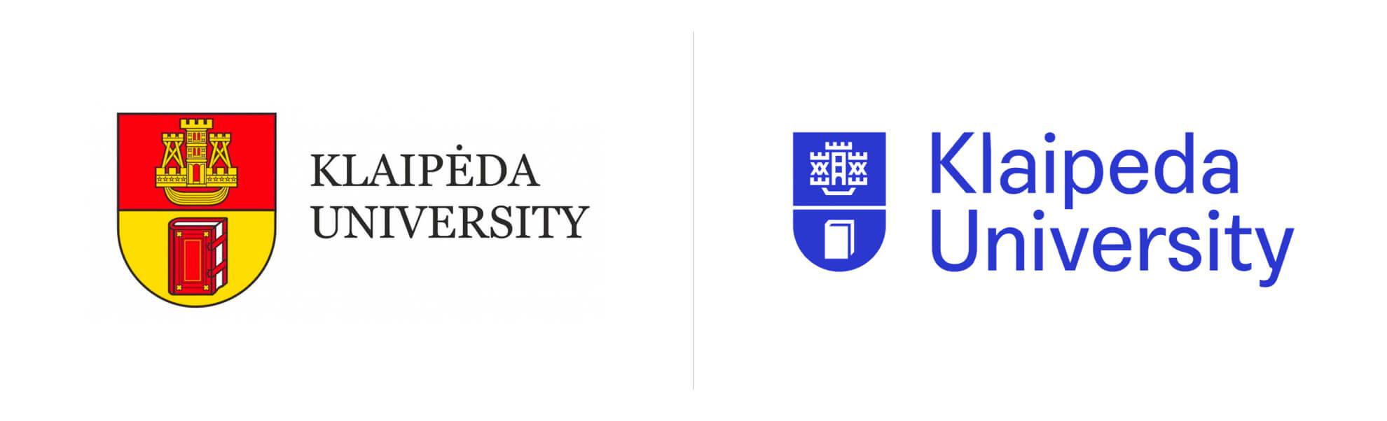 Klaipėda University ma nowe logo