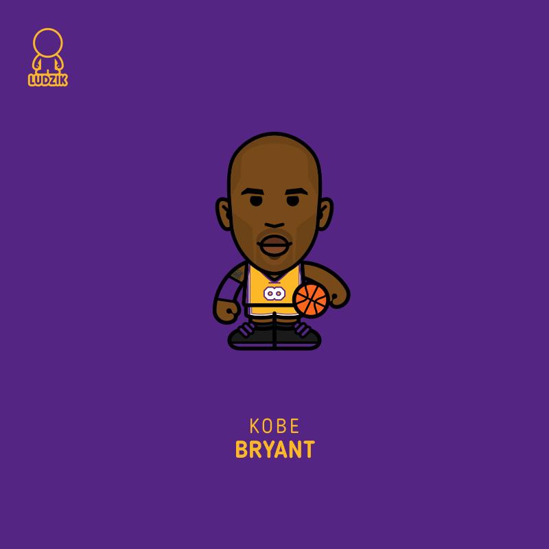 Ludzik – Kobe Bryant...
