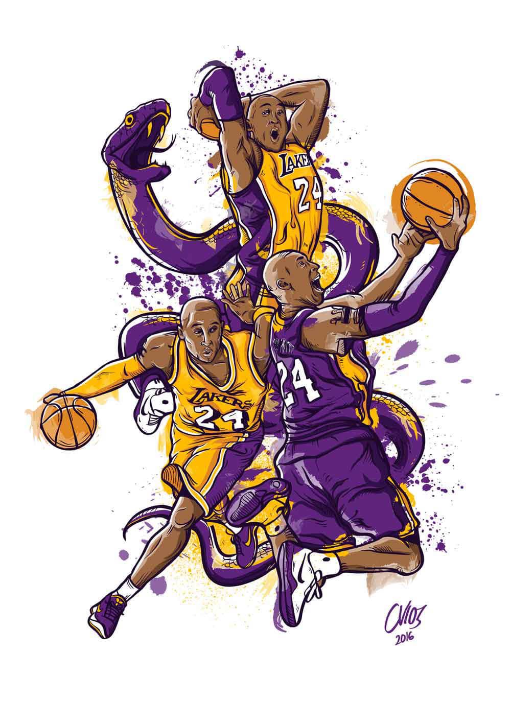 Cearlson Vios – Kobe Bryant