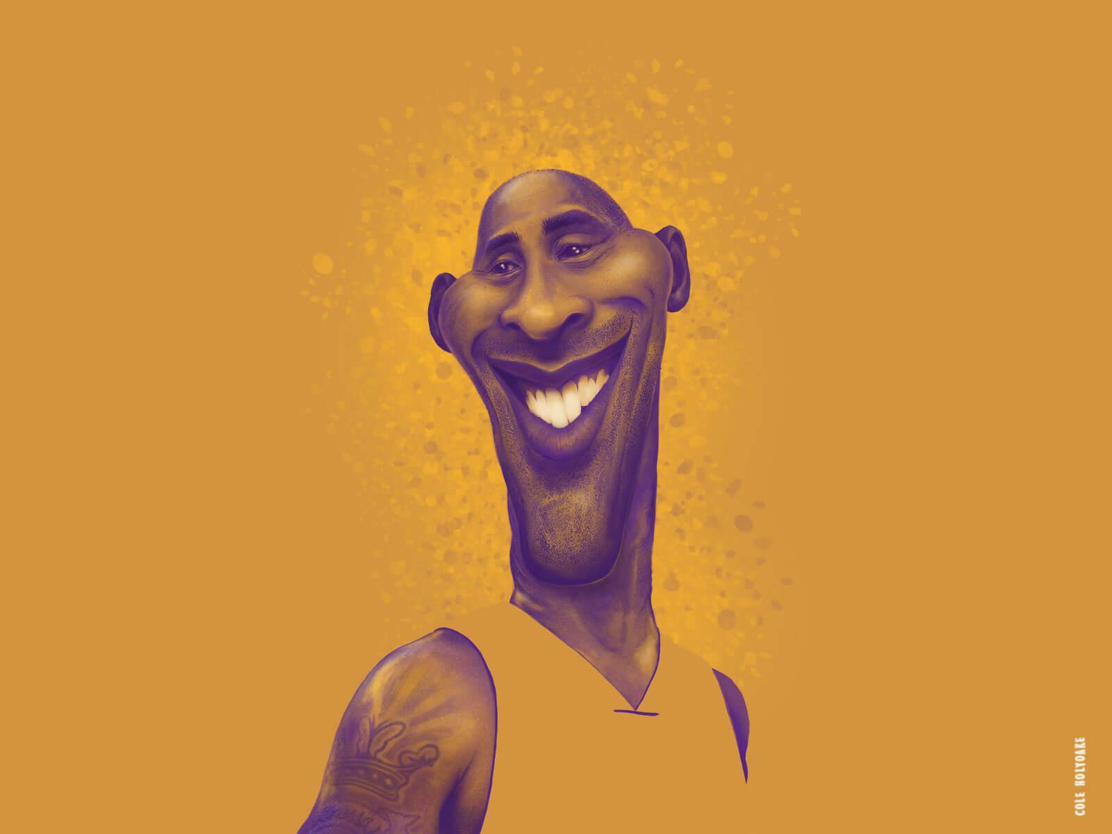 Cole Holyoake – Kobe Bryant