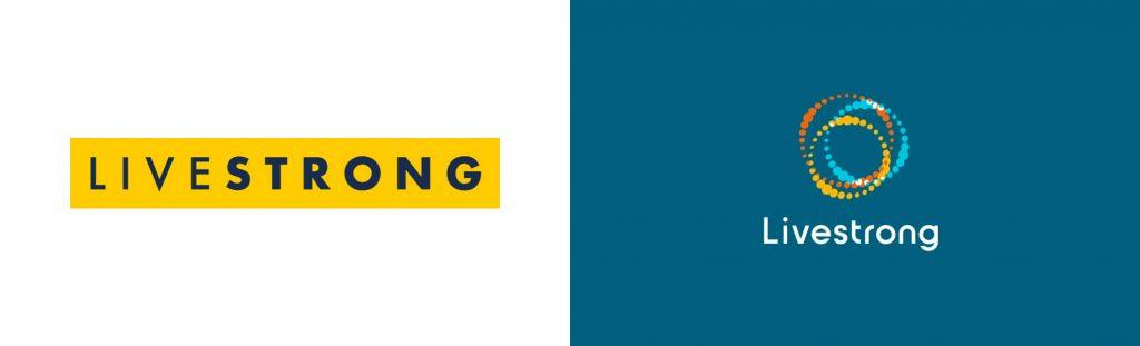 Livestrong zmienia logo
