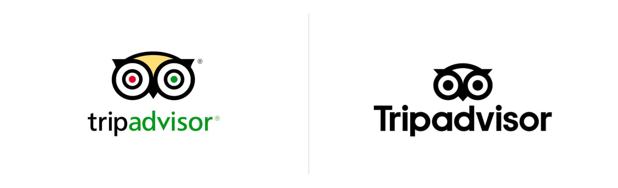 Stare inowe logo Trip Advisora