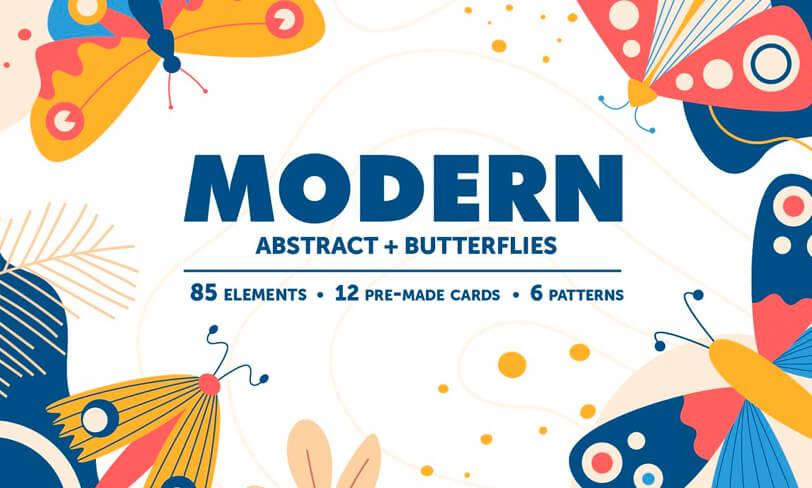 darmowe ilustracje motyle