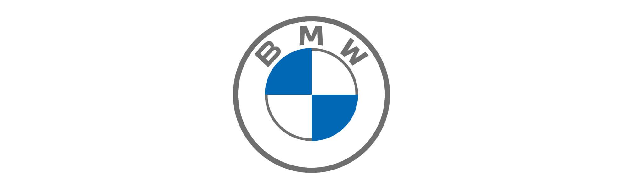 faktyczny wygląd logo bmw