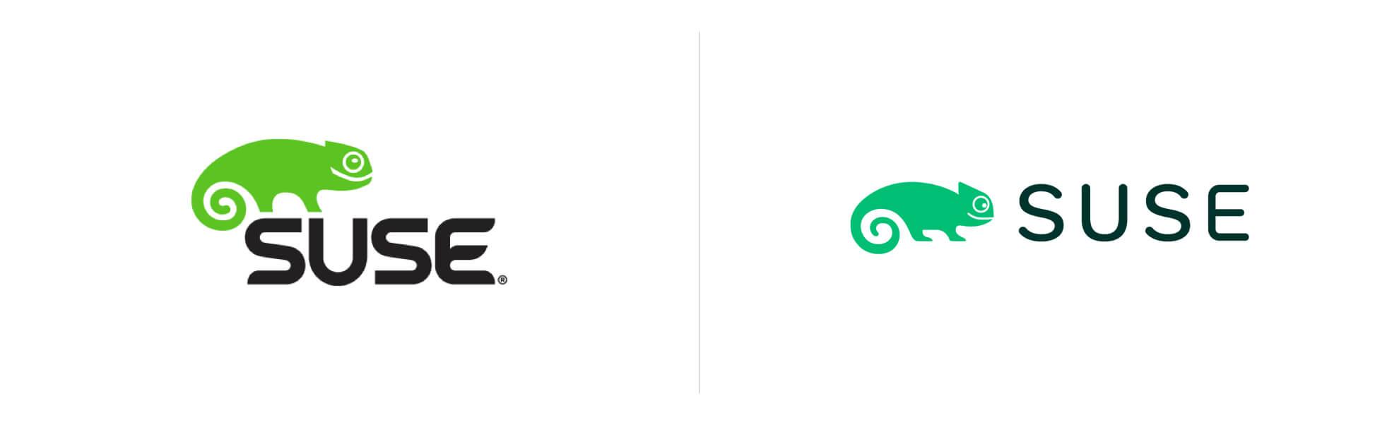 suse znowym logo