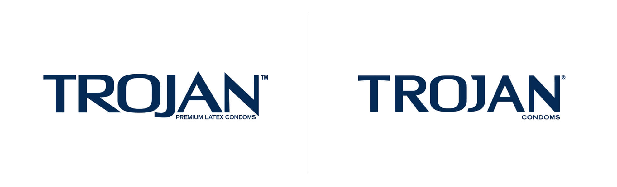 prezerwatywytrojan znowym logo