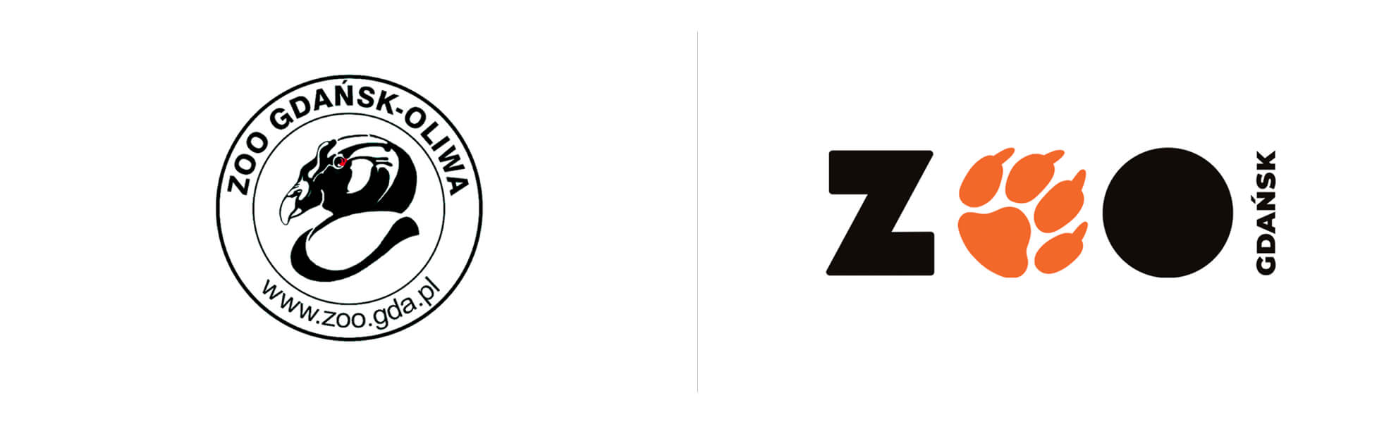 nowe logo zoo wgdańsku