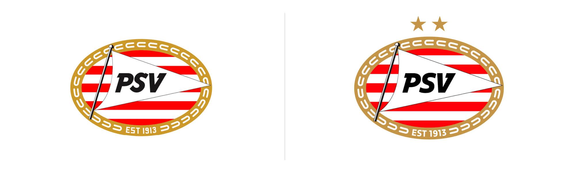 psv znowym logo