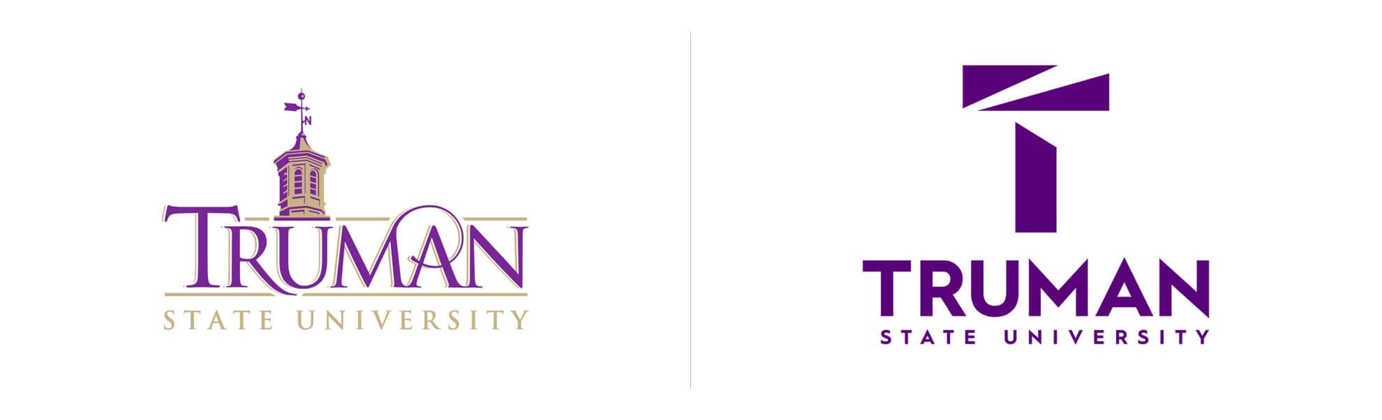 Truman State University znowym logo