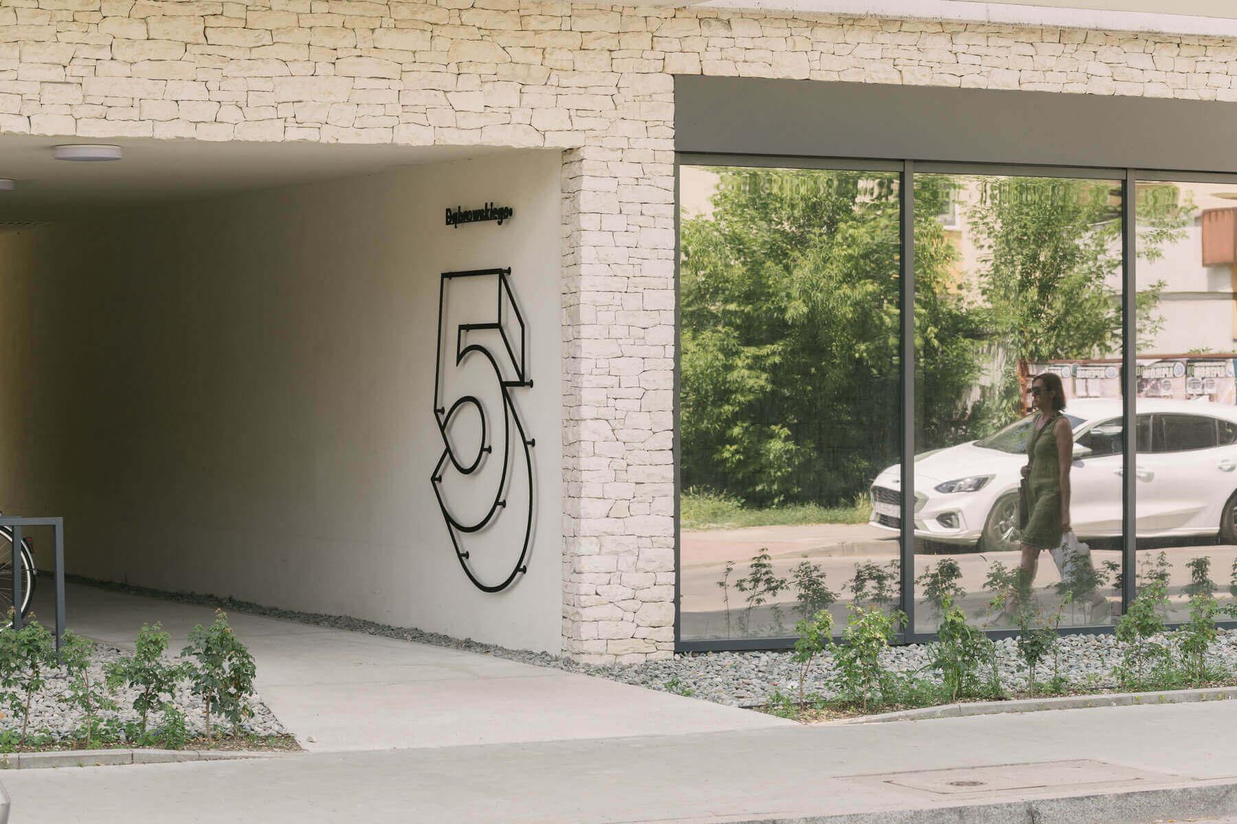 """Studio Otwarte / Marcin Wolny, Paulina Duźniak, Tomasz Jurecki """"Mieszkania przy Dąbrowskiego"""""""