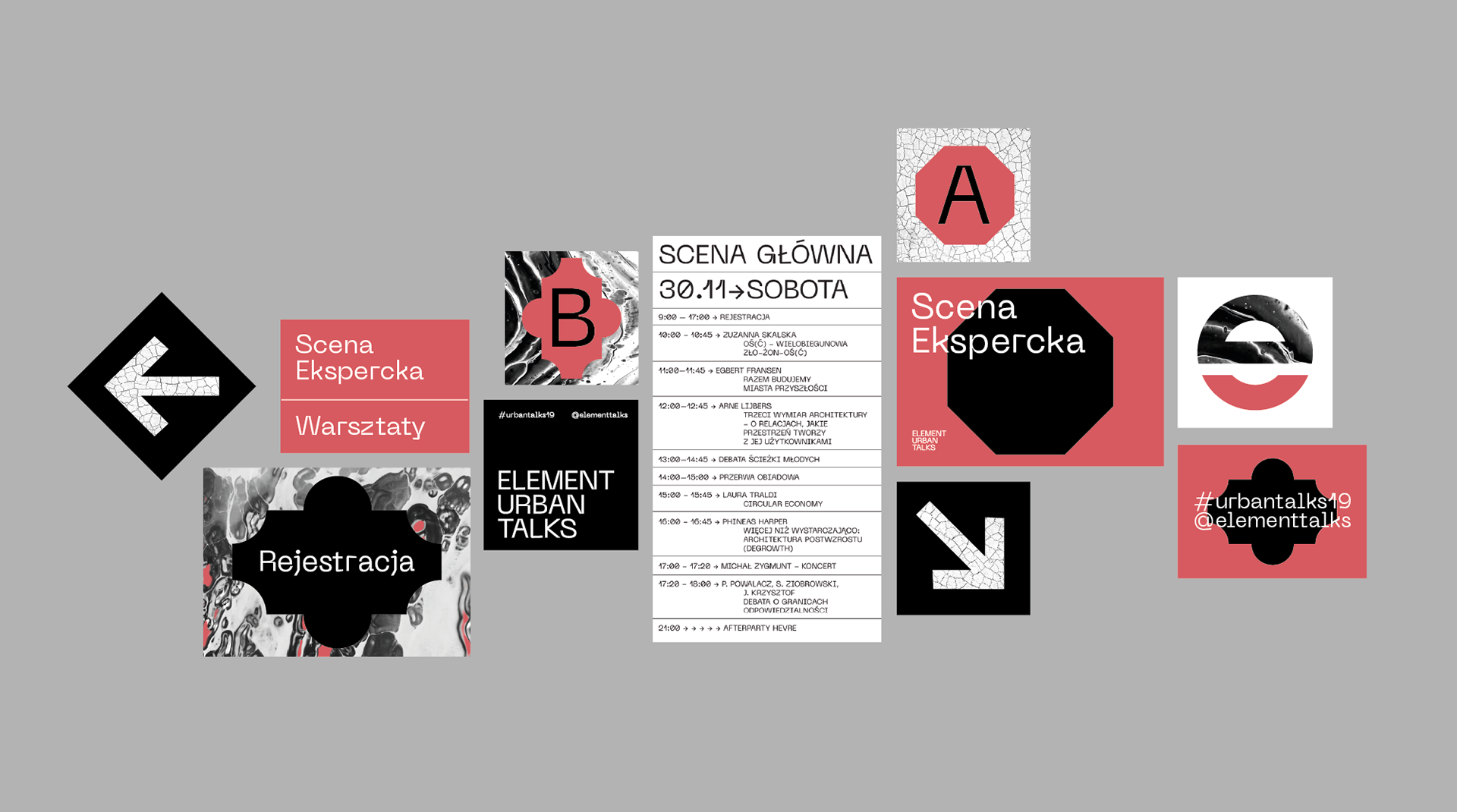 """Martyna Wędzicka-Obuchowicz """"Element Urban Talks 2019"""""""