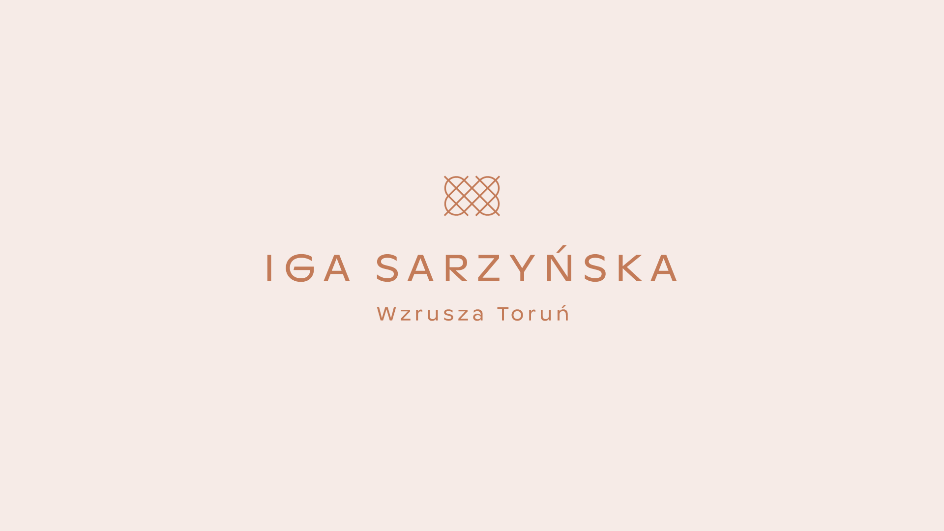"Parastudio ""Iga Sarzyńska. Wzrusza Toruń"""