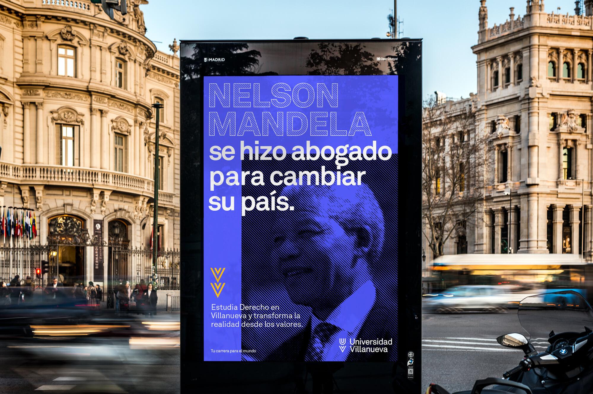 Universidad Villanueva plakaty zezdjęciem