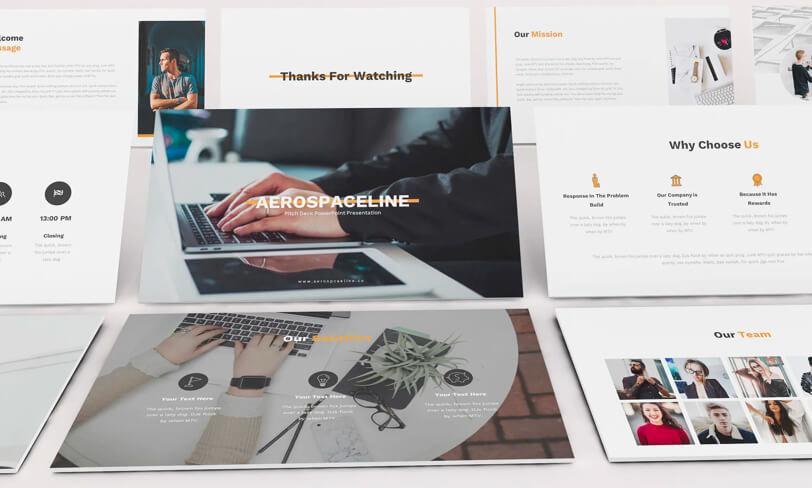 darmowy szablon prezentacji powerpoint