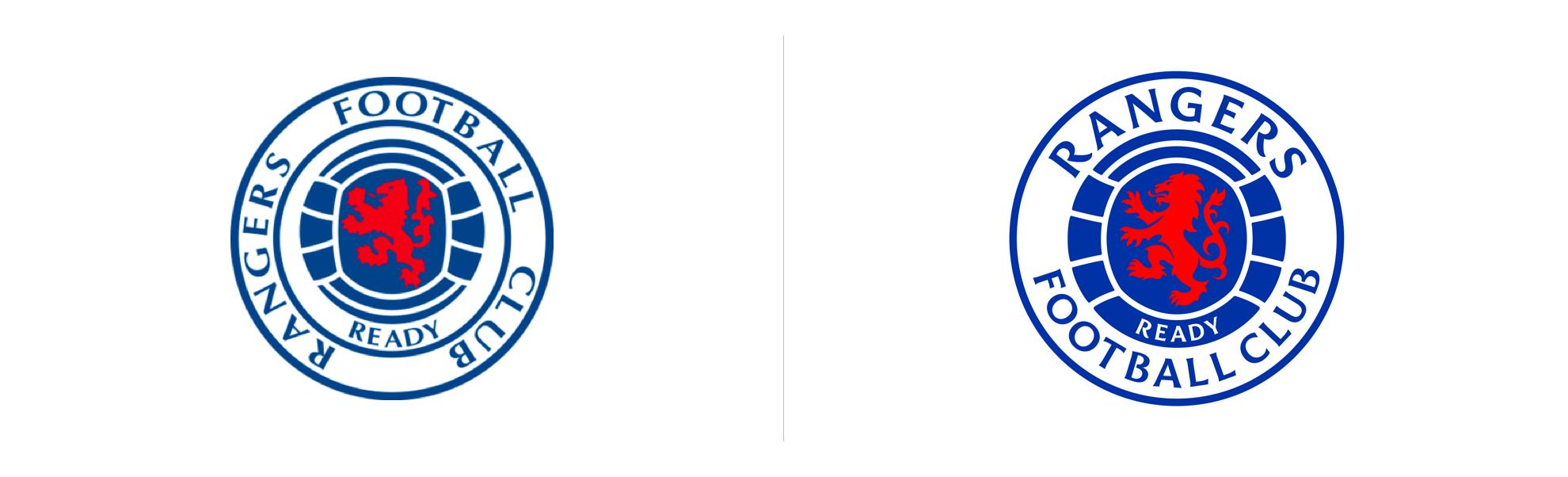 Rangers FC zmienia logo