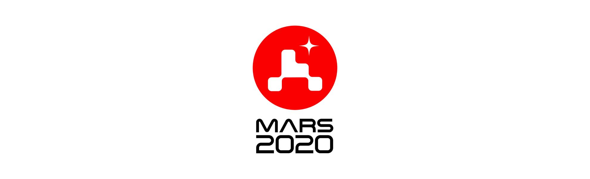 logo misji Mars 2020 odHouse of van Schneider