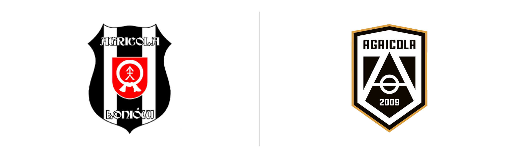 Nowe logo Agricoli Łoniów odKuby Malickiego