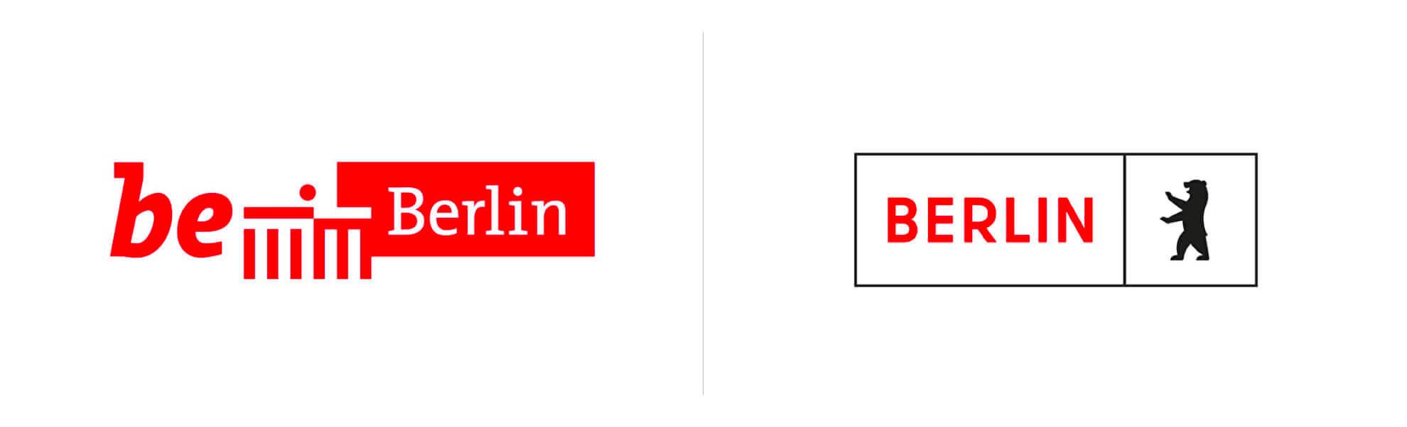 Nowe logo berlina odJung von Matt
