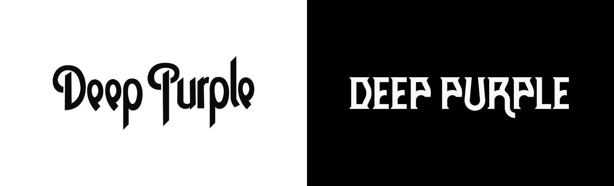 Deep Purple nowe logo