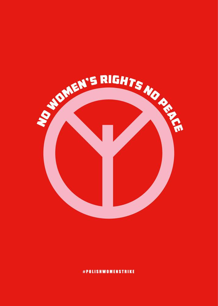 Ola Kusmider – No women's rights no peace