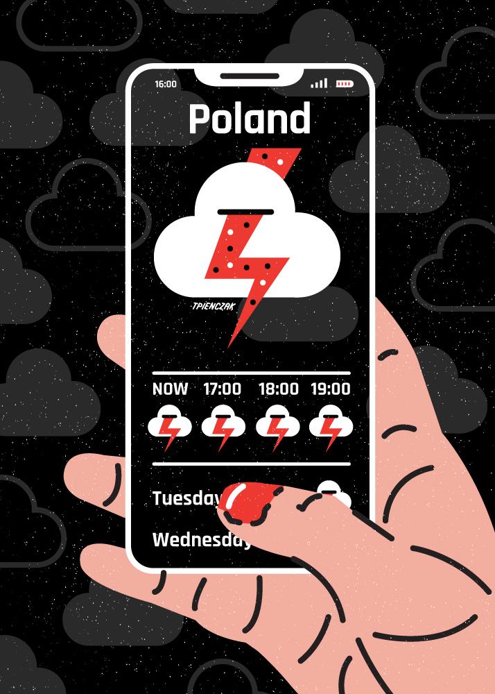 T. Pieńczak / Pogoda