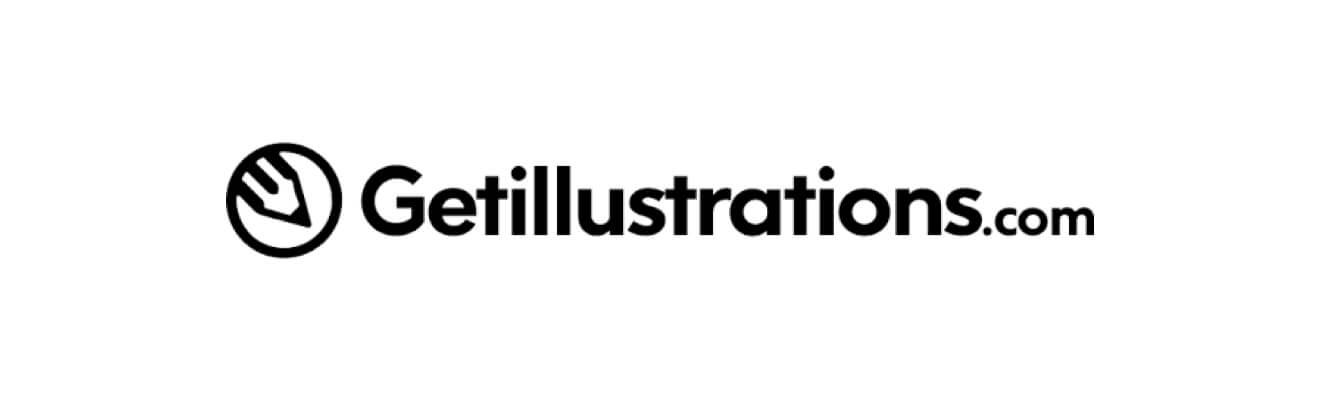 Getillustrations zezniżką -30%