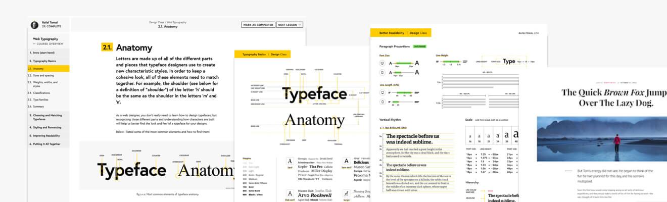 Web Typography Course inarzędzia doFigmy zapół ceny