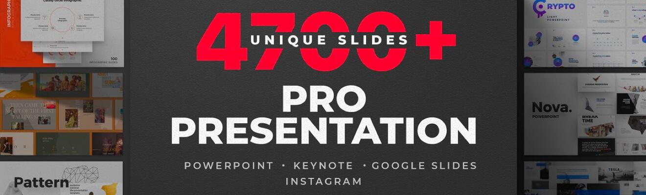 44-in-1 Presentation Bundle black friday 2020