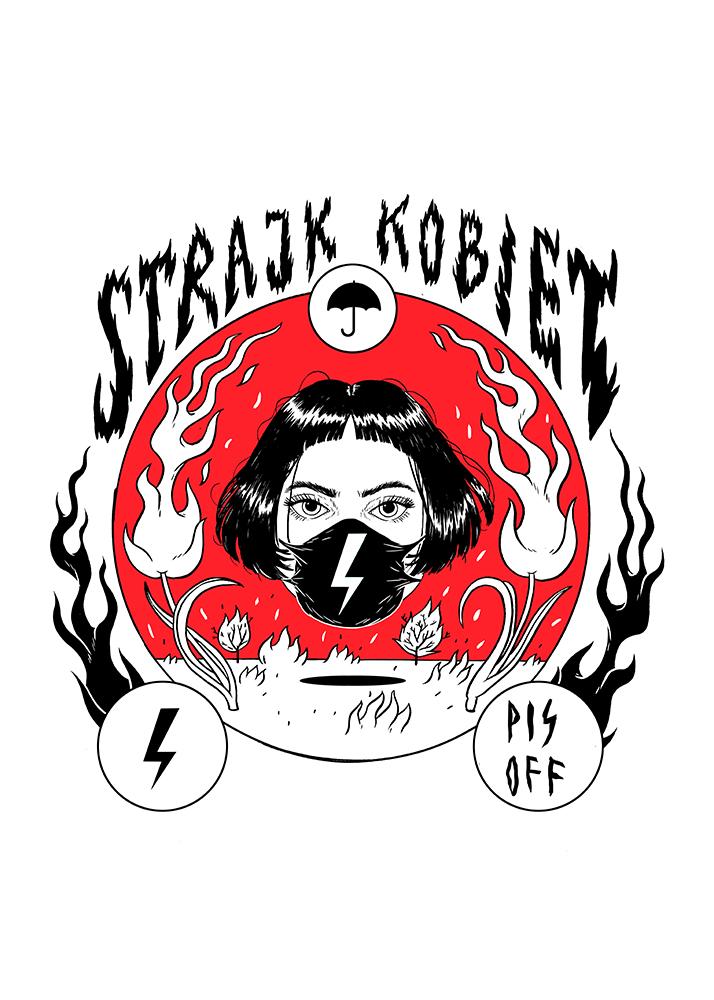 Mateusz Kołek – Strajk Kobiet