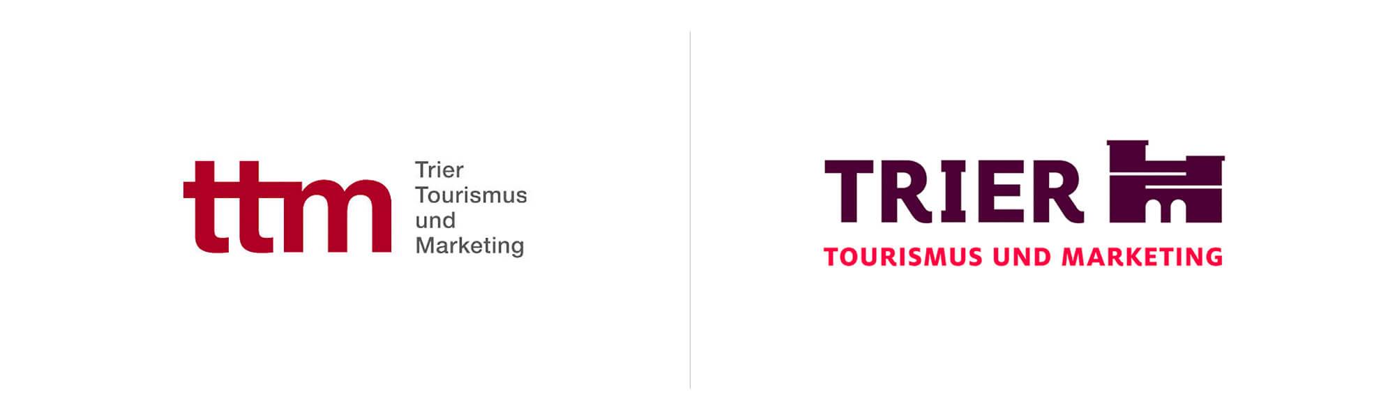 Drugi wariant logo Trieru