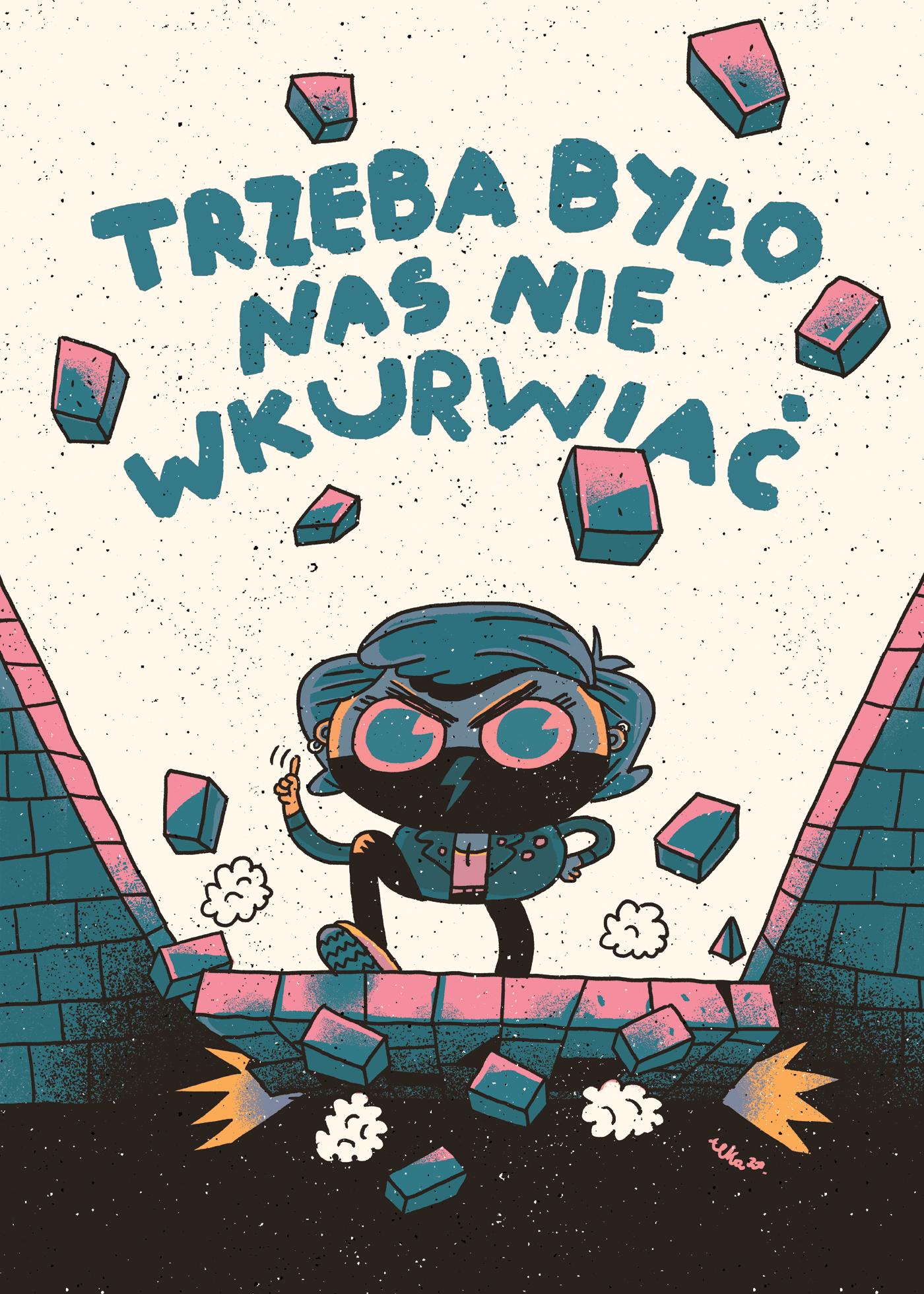 Tomasz Kaczkowski– Trzeba było nas nie......