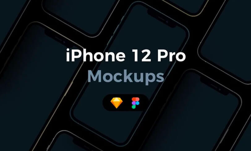 iPhone 12 Pro - Mockups