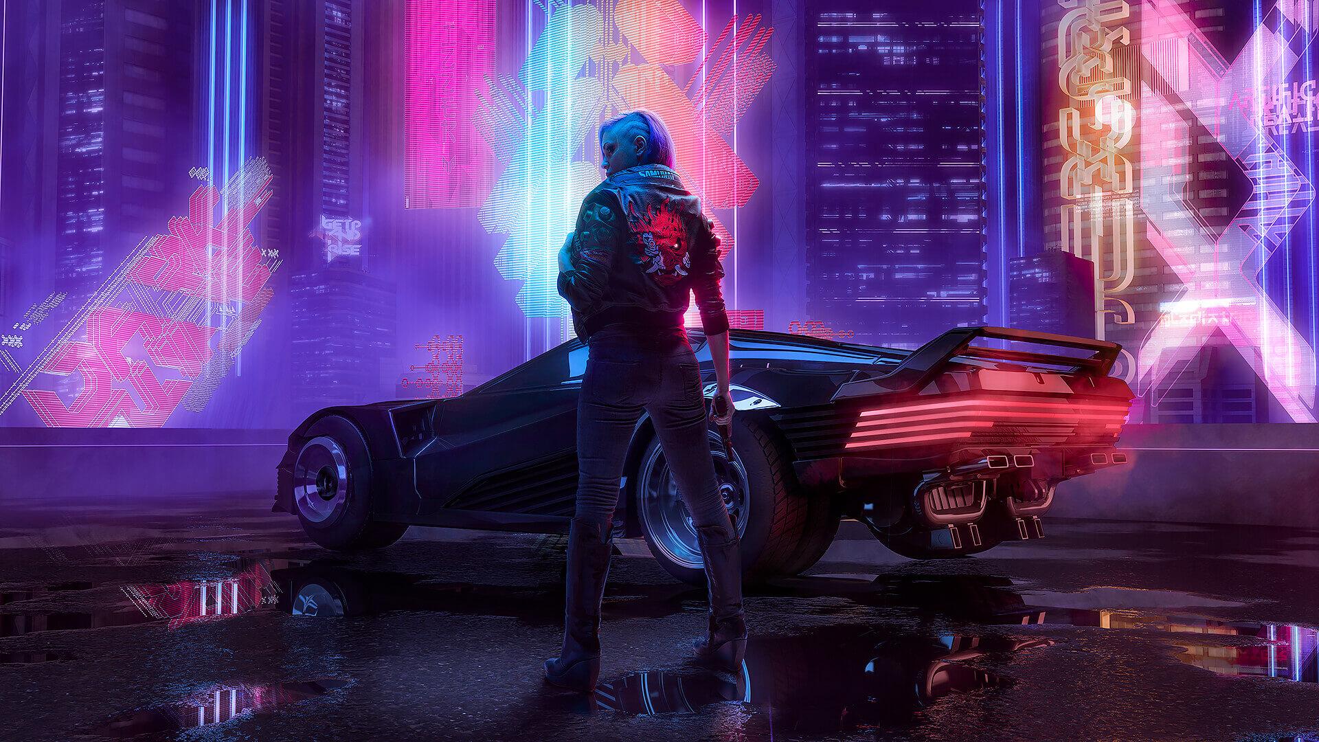 Aku 悪 – Cyberpunk 2077 : V