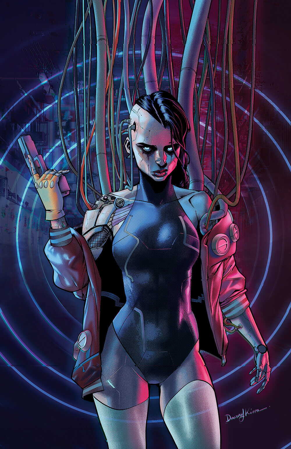 Danny Kim – Cyborg girl
