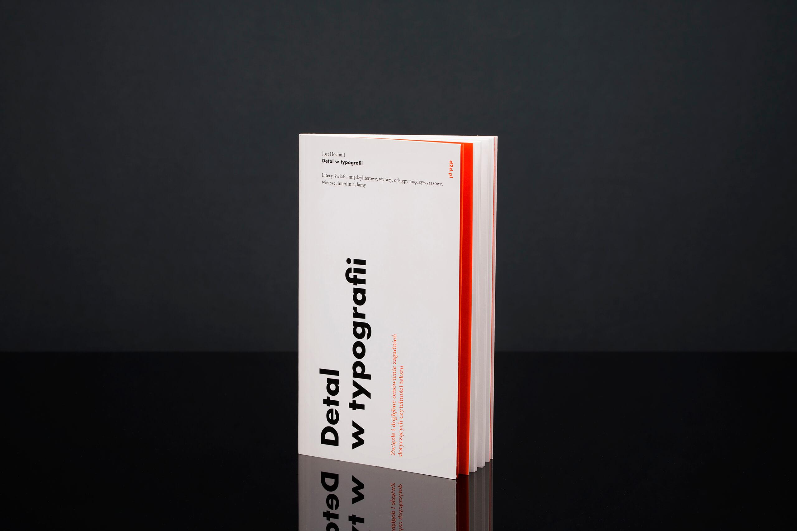 Jost Hochuli, Detal wtypografii