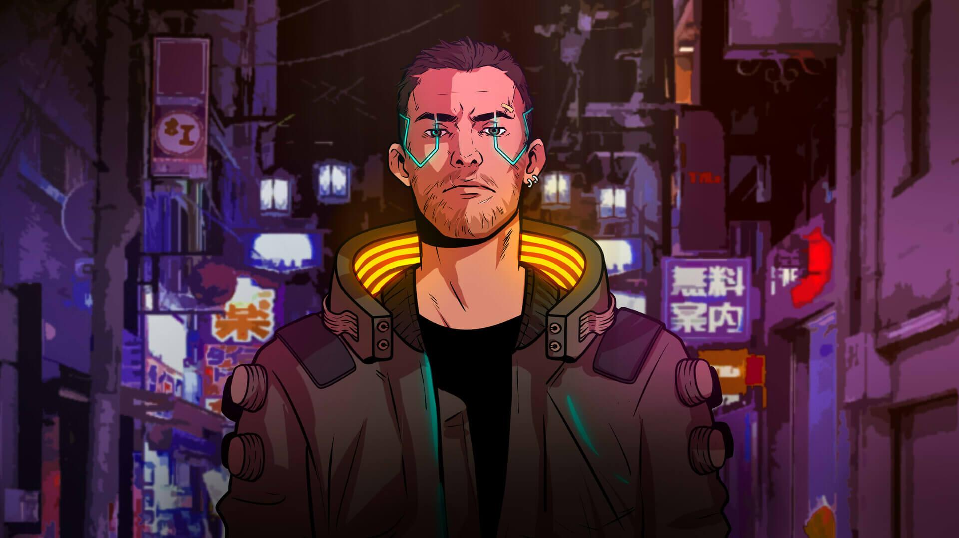 Gino 77 – Cyberpunk2077