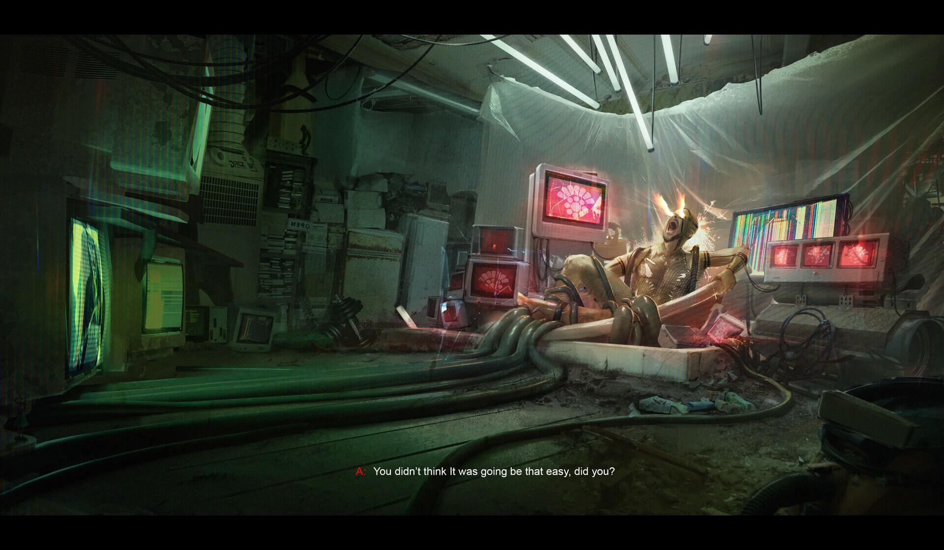 Jian Zhi ( Jay ) Ng – Cyberpunk Assassination
