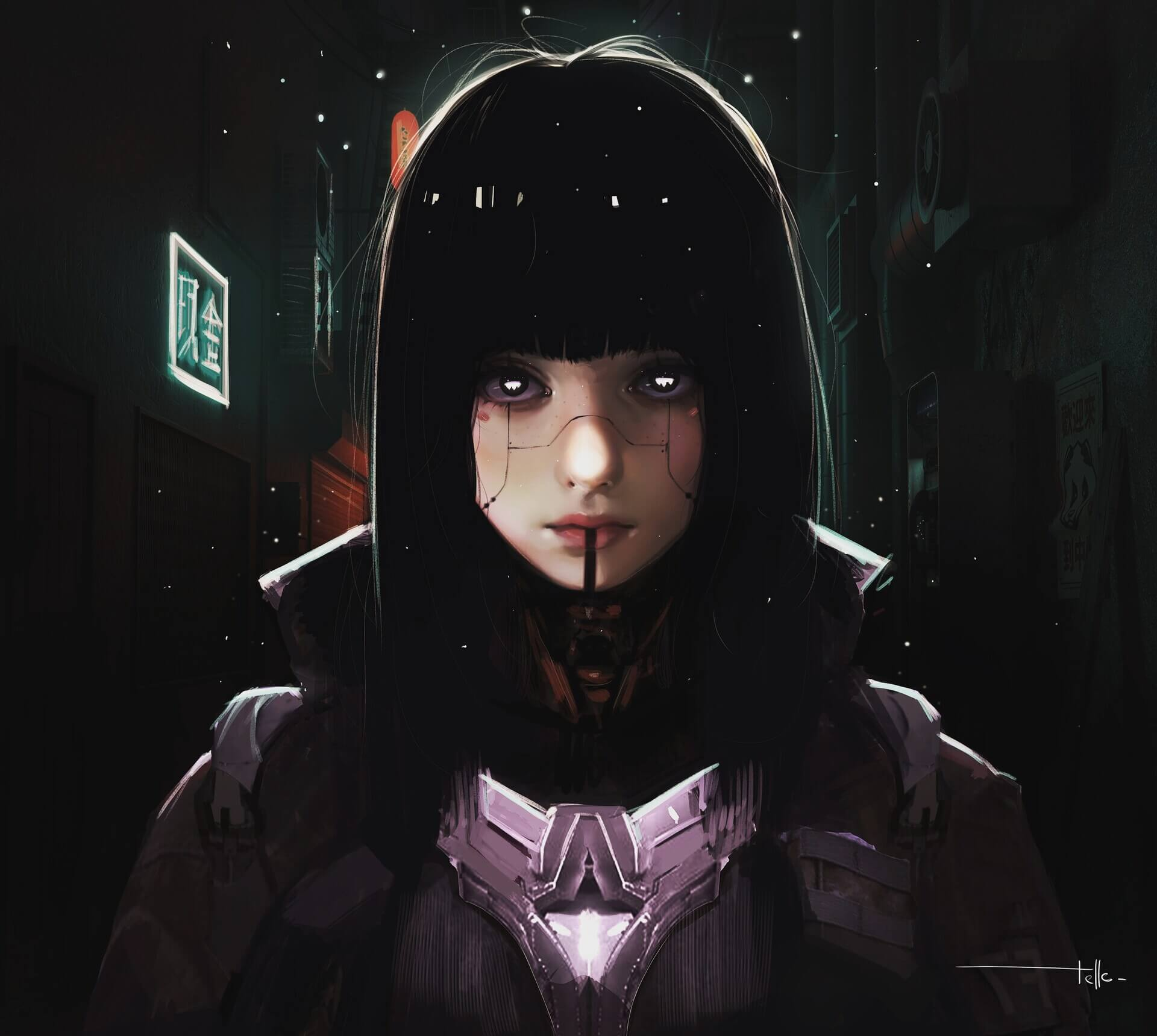Konstantin Grossman – Cyber Girl